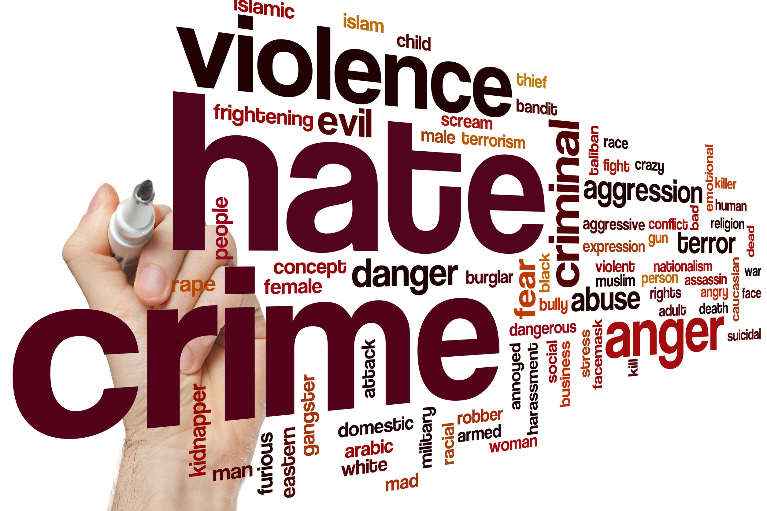 Hate Crimes and Personality Types